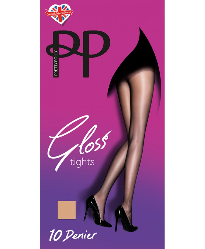 Pretty Polly 10 Denier Gloss Tights