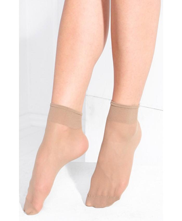 15 denier Ankle Highs 100% Nylon (25 dozen)