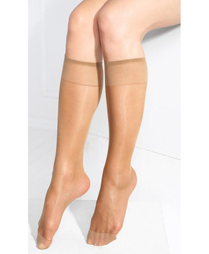 15 den COMFORT TOP knee highs 100% Nylon (25 dozen)