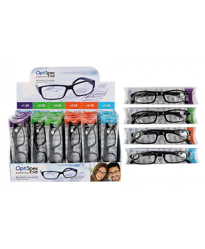 Reading Glasses (60 Pairs)