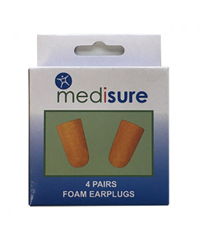 Ear Plugs (4 pair pack)