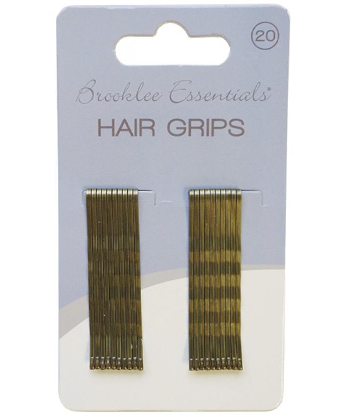 Hair Grips-20 per card (Sold in 12's)